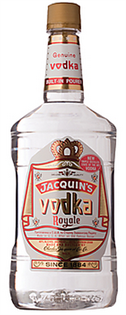 Jacquin's Vodka Royale 750ml - Case...